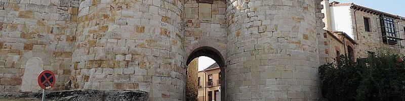 Zamora Puerta de dona Urraca Exterior
