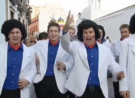 Desfile de Carnaval 2008 (Alcala de Guadaira) (video)