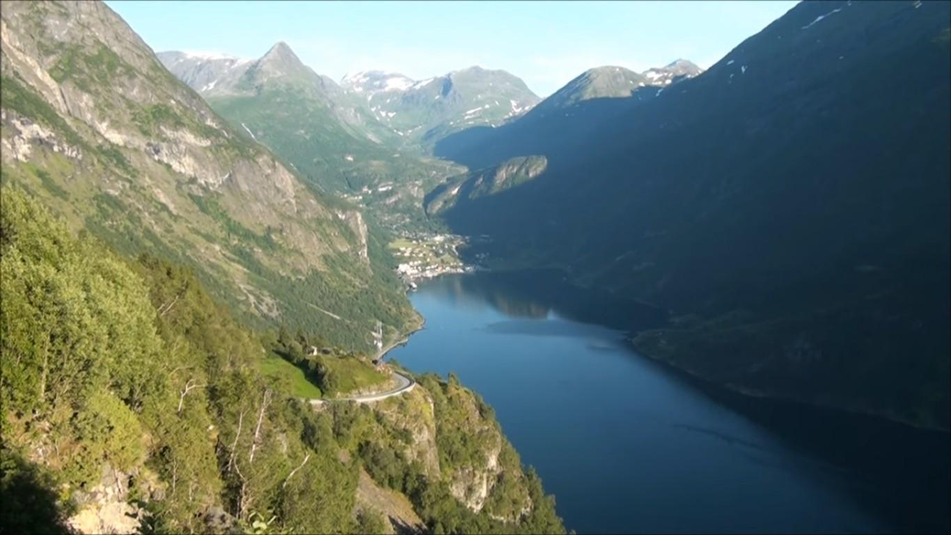 Naturaleza en Noruega (video de J.M.B.C.)
