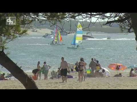 Playa de El Portil y Nuevo Portil (Punta Umbria) (Disfruta Huelva) (reportaje)