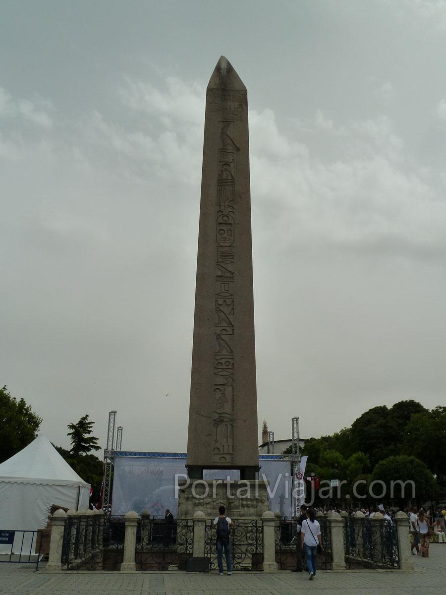 Obelisco de Teodosio (Estambul)