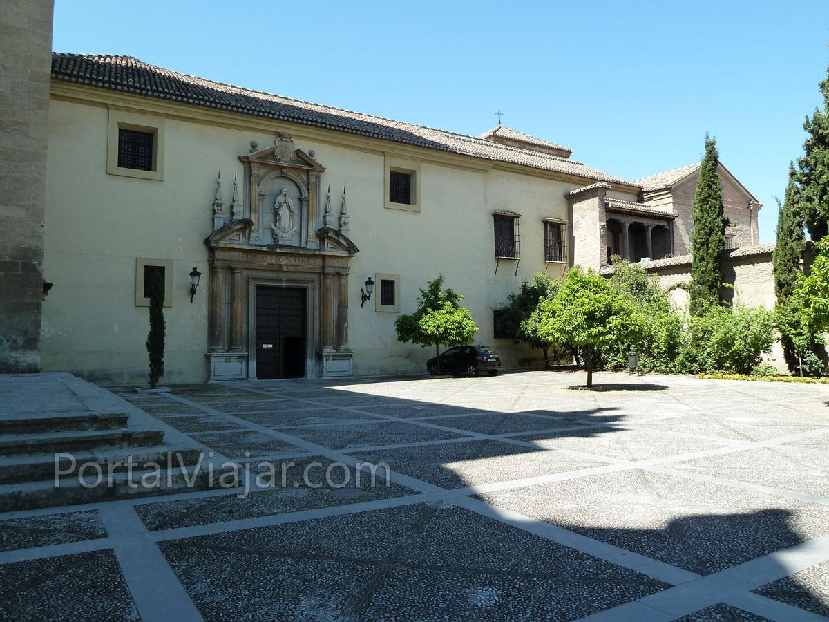 granada 141 - monasterio de san jeronimo