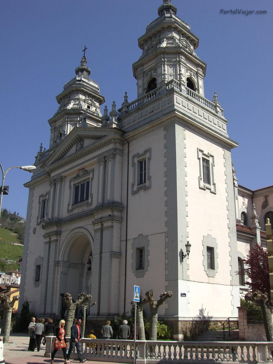 mieres 2 - iglesia de san juan bautista
