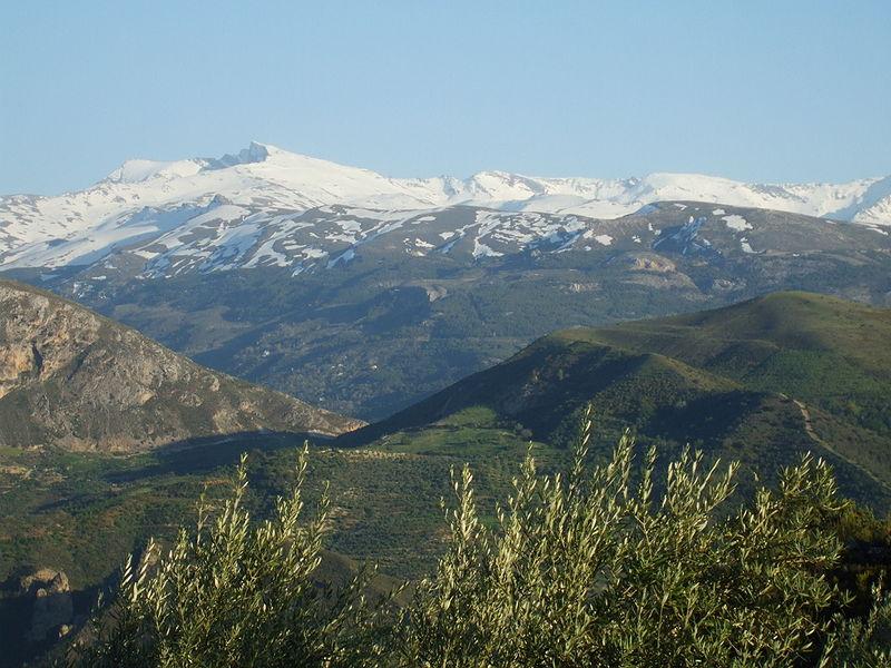 Pico del Veleta (Sierra Nevada, Andalucía)